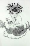 mermaidandbaby